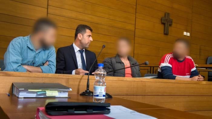 Gericht verurteilt Schleuser zu Freiheitsstrafen