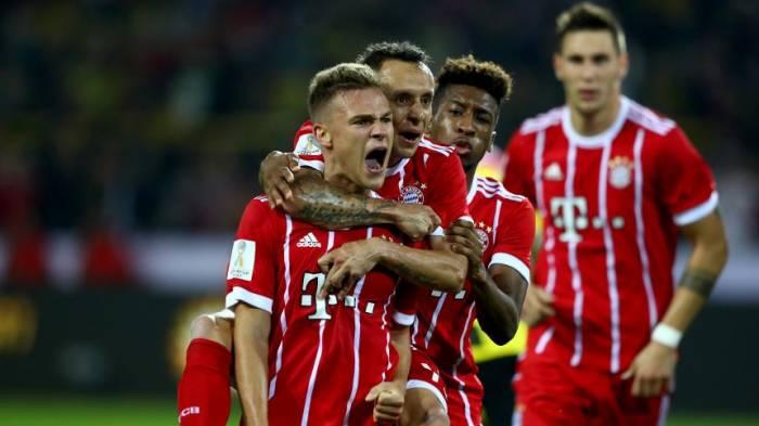 FC Bayern triumphiert im Elfmeterschießen