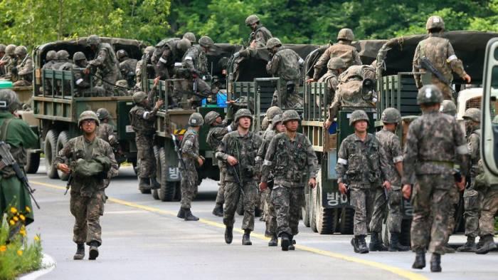 "Seoul droht Nordkorea mit ""harter Vergeltung"""