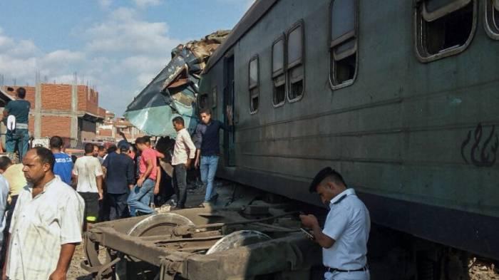 Mehrere Tote bei Zugunglück in Alexandria