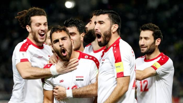 Syrien in der WM-Qualifikation
