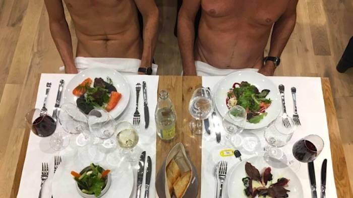 FKK-Restaurant in Paris