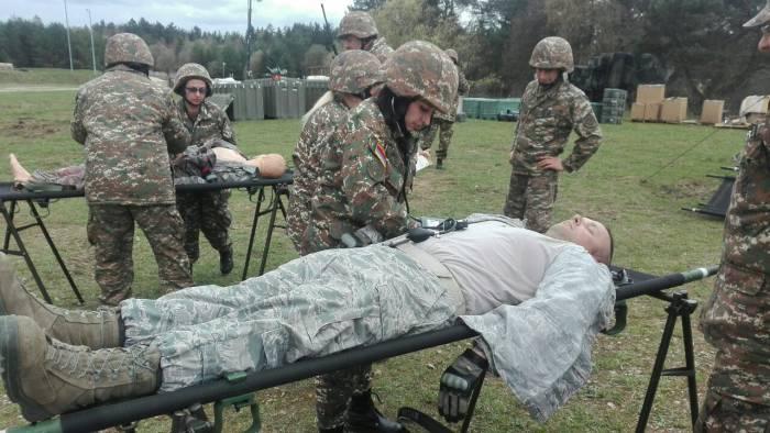 Un militaire arménien blessé lors d'une tentative de provocation