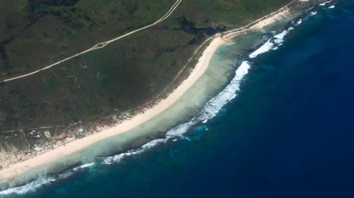 Tsunamiwarnung vor Neukaledonien