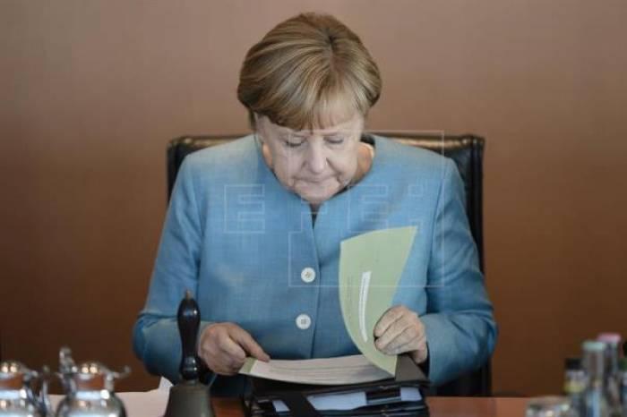La mayoría de los alemanes cree que las elecciones ya están decididas en favor de Merkel