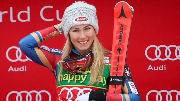 Slalom-Maschine Shiffrin kennt kein Limit