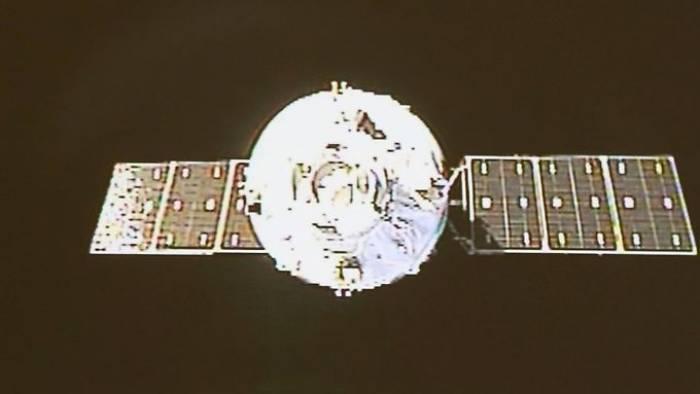 Chinesisches Raumlabor stürzt ab