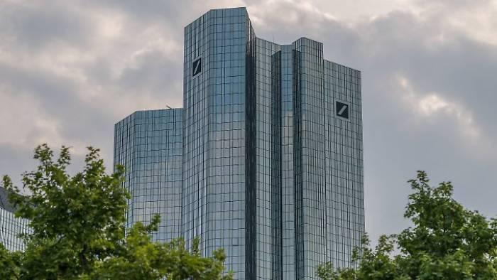 Es läuft nicht bei der Deutschen Bank