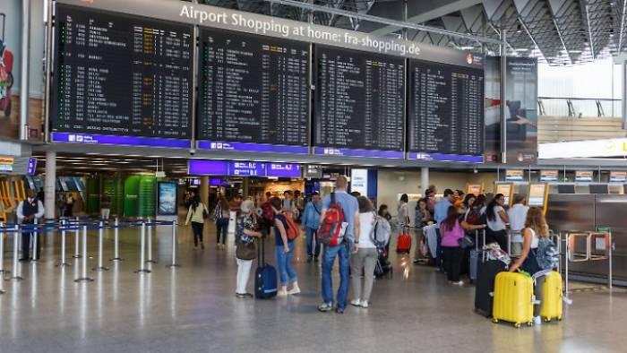 Zahl der Flugpassagiere bricht alle Rekorde