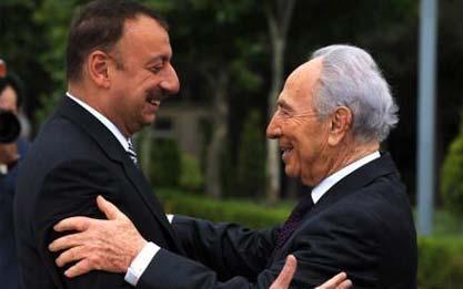 İsrail prezidenti İlham Əliyevə məktub yazdı