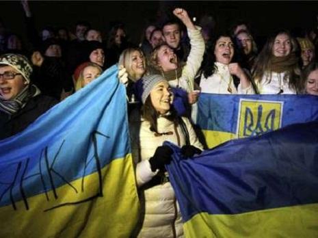 Ukrayna DİN: aksiyalarda kobud pozuntu yoxdur - VİDEO