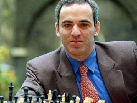 Kasparov Bakıya gəlmək istəyir