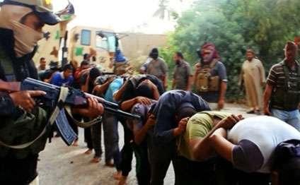 1700 polis İŞİD tərəfindən güllələndi