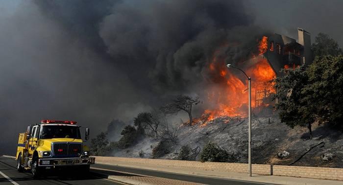 Apagan 30 incendios forestales en varias regiones rusas en un día