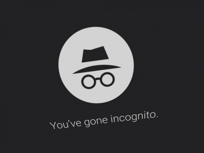 If you use incognito mode, you should read this