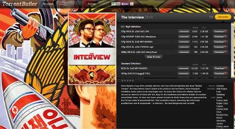 torrent butler movie download