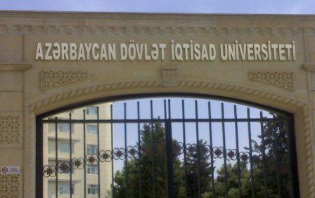 İqtisad Universitetində yeni kadr dəyişikliyi