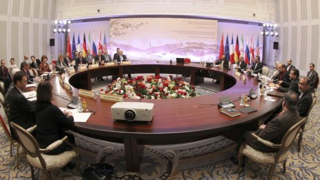 Second round of Iran-P5+1 nuclear talks begins