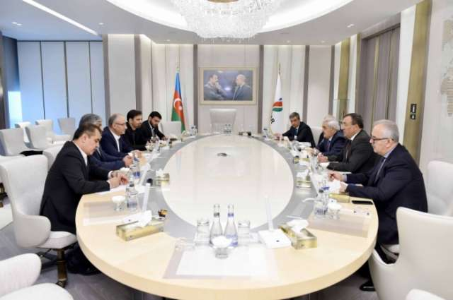 'Iran is interested in SOCAR's participation in joint projects'