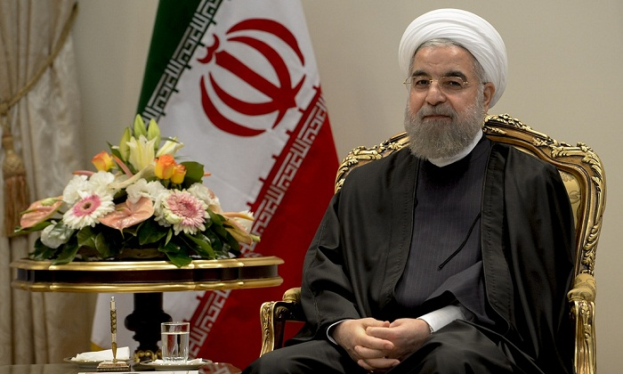 Rouhani reintroduces Iran to Europe in wake of nuclear deal