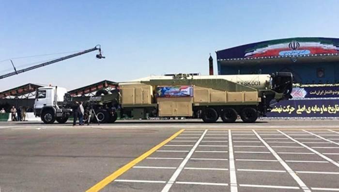 İran yeni raketi sınaqdan keçirdi