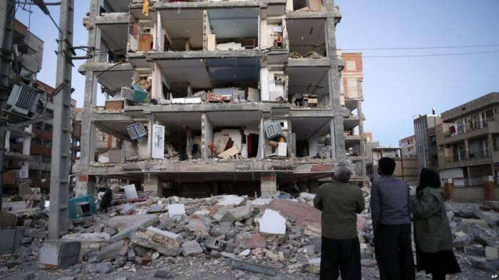 Earthquake rocks region of Iran where 600 killed in November