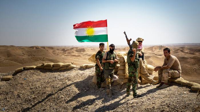 İraq ordusu ilə kürdlər arasında silahlı toqquşma