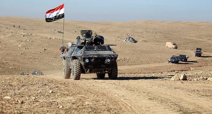 Los kurdos pierden el 30% de su territorio por la ofensiva iraquí