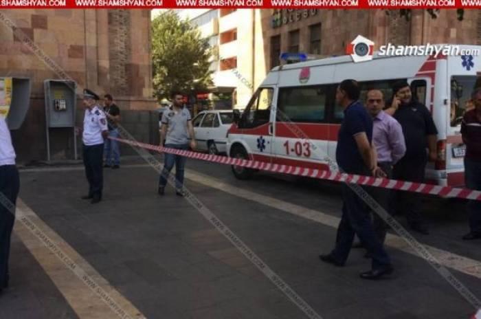 Bombe im Ministerium von Armenien - Mitarbeiter werden evakuiert