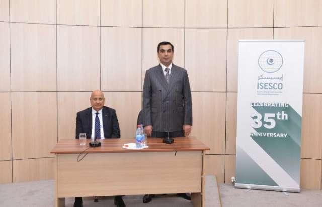 ISESCO director general visits Baku Higher Oil School