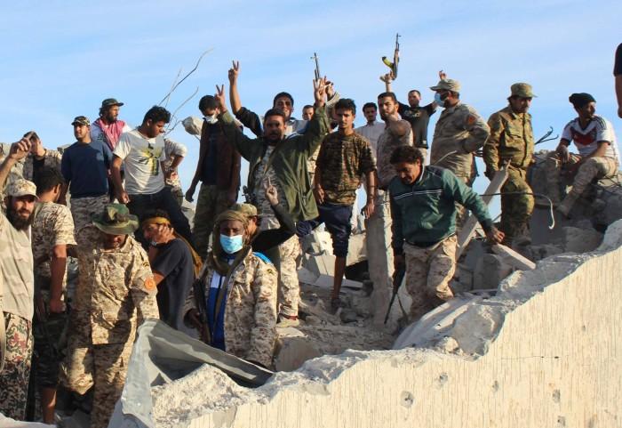 El ISIS reconquista Palmira ocho meses después