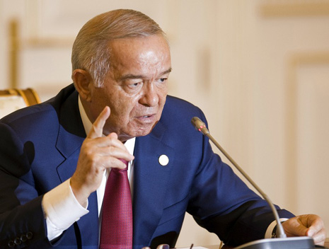 Uzbekistan to vote to extend leader`s rule but provides little certainty for the future