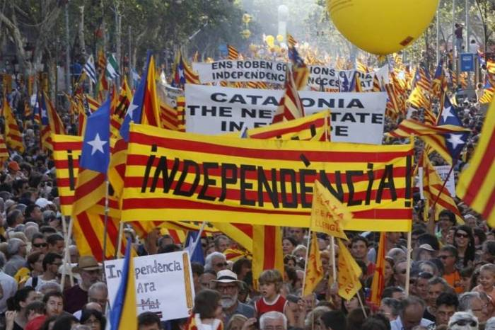 Kataloniyanın muxtar vilayət statusu ləğv edildi