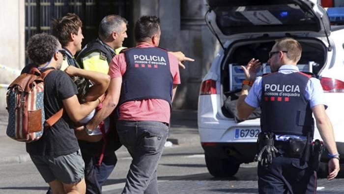 Barselonadakı terroru İŞİD törədib - Yenilənib
