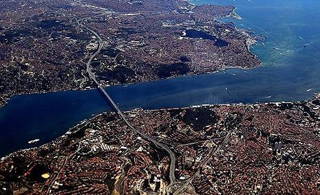 İstanbulda 6.7 ballıq zəlzələ - YENİLƏNİB (3)