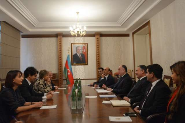 Vice President of Italian Senate hails Azerbaijan`s contribution to religious and intercultural dialogue