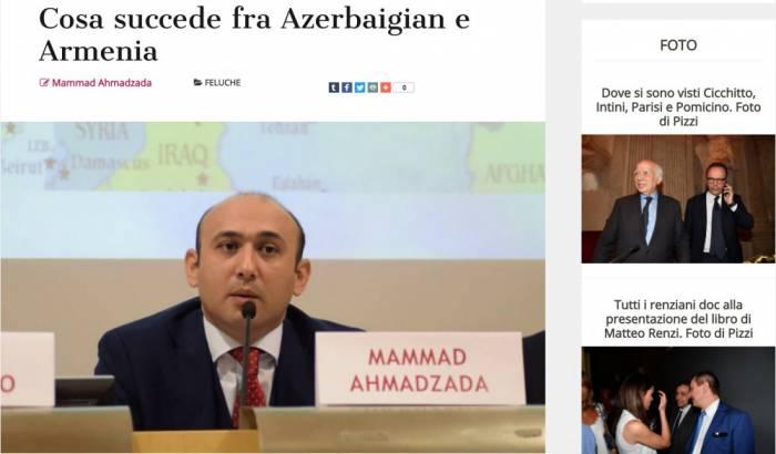 Respuesta adecuada del diputado azerbaiyano a la Embajadora armenia