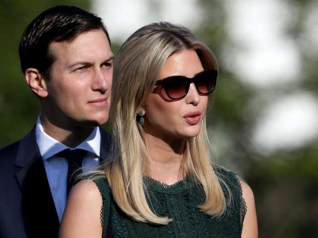 Democrats call for Ivanka Trump's security clearance to be revoked