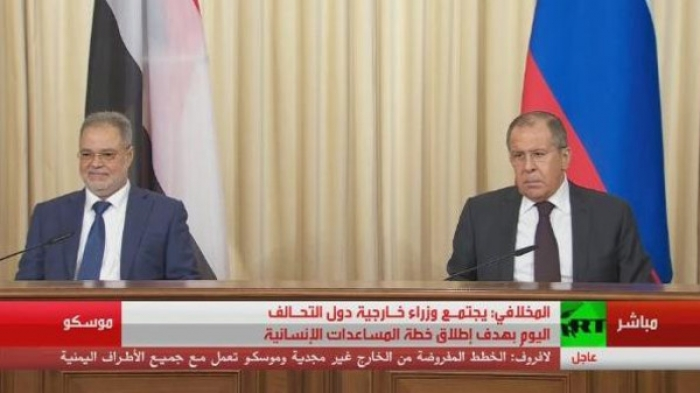 """لافروف: روسيا ترفض كل """"مخططات الإطاحة بالنظام في سوريا"""""""