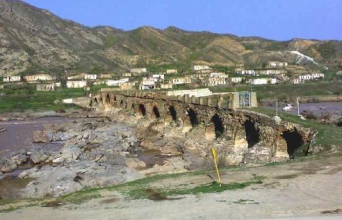 Azerbaijani monuments in Armenian captivity P/6- Jabrail Region