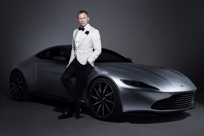 Bondun maşını 3,5 milyon dollara satıldı
