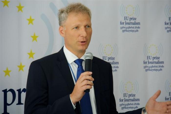 Southern Gas Corridor very important project – Ambassador Jankauskas