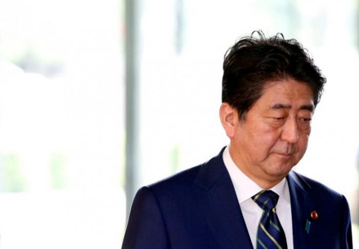 Japan PM: Will work with international community to solve North Korea issues