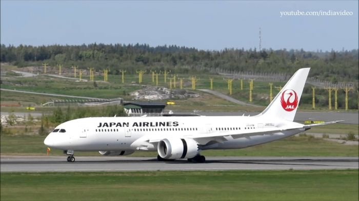 Japan Airlines plane makes emergency landing in Helsinki