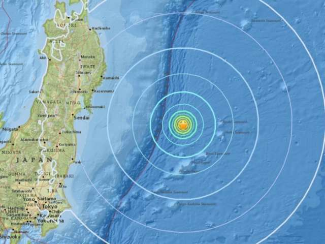 Japan earthquake: Magnitude 6.1 tremors hit east coast