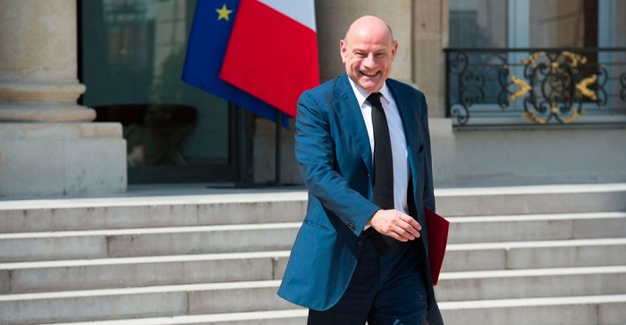 Le Secrétaire d'État français Jean-Marie Le Guen va rencontrer avec les `France Alumni` à Bakou