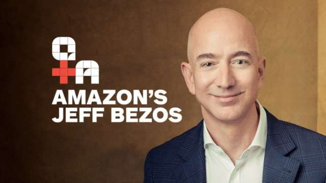 Jeff Bezos Briefly Tops Bill Gates as the World's Richest Person