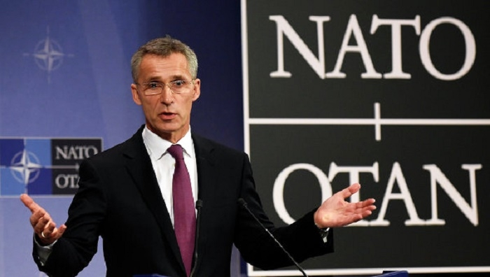 NATO agrees on new command structure to move forces across Europe - Stoltenberg