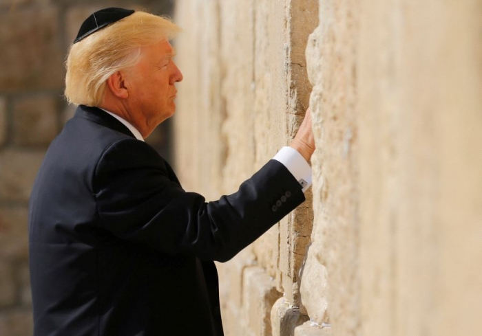Trump to recognise Jerusalem as Israel's capital and move US embassy – White House