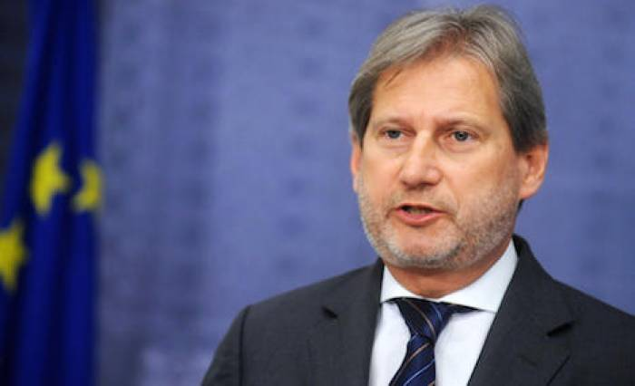 Zusammenarbeit mit Aserbaidschan zählt zu den Prioritäten der EU - Kommissar Hahn